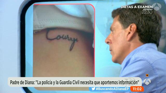 Diana Quer y el tatuaje como caballo de Troya del microchip