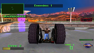 Free Download Game twisted metal II PS1 For PC Full Version  ZGASPC