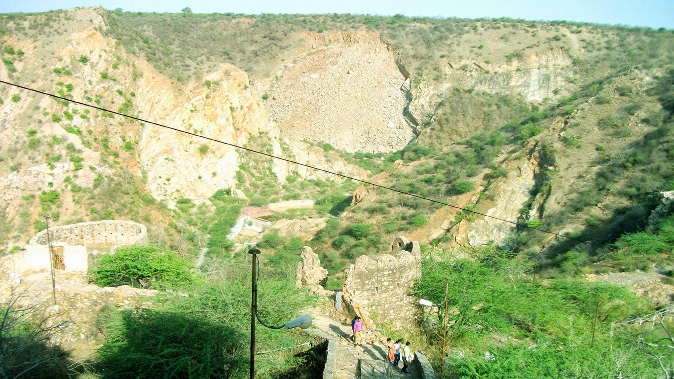 Valley Jaipur Nahargarh