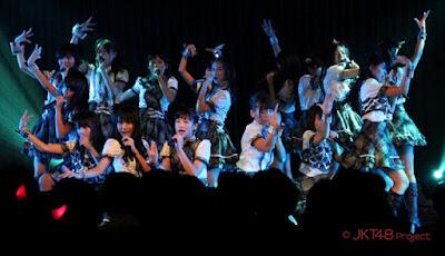 Lirik Lagu JKT48 : Oogoe Diamond