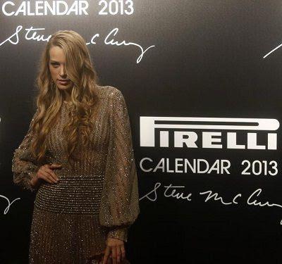 Hot Pirelli Calendar 2013 Pictures