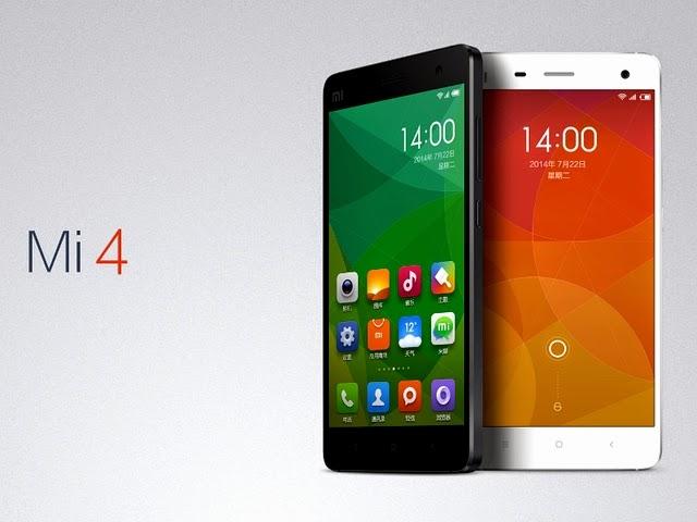 Xiaomi - Mi4 Smartphone Specification