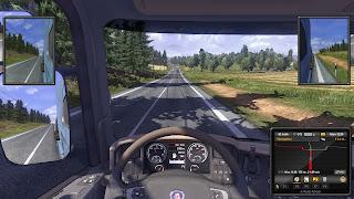 Euro Truck Simulator 2 görüntüsü 3