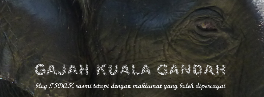 Kuala Gandah - Pusat Konservasi Gajah Kebangsaan