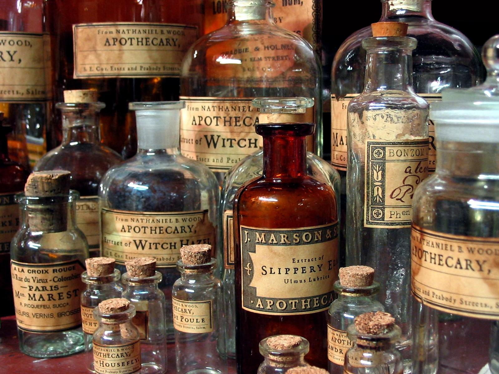 daryl mcmahon apothecary bottles and labels
