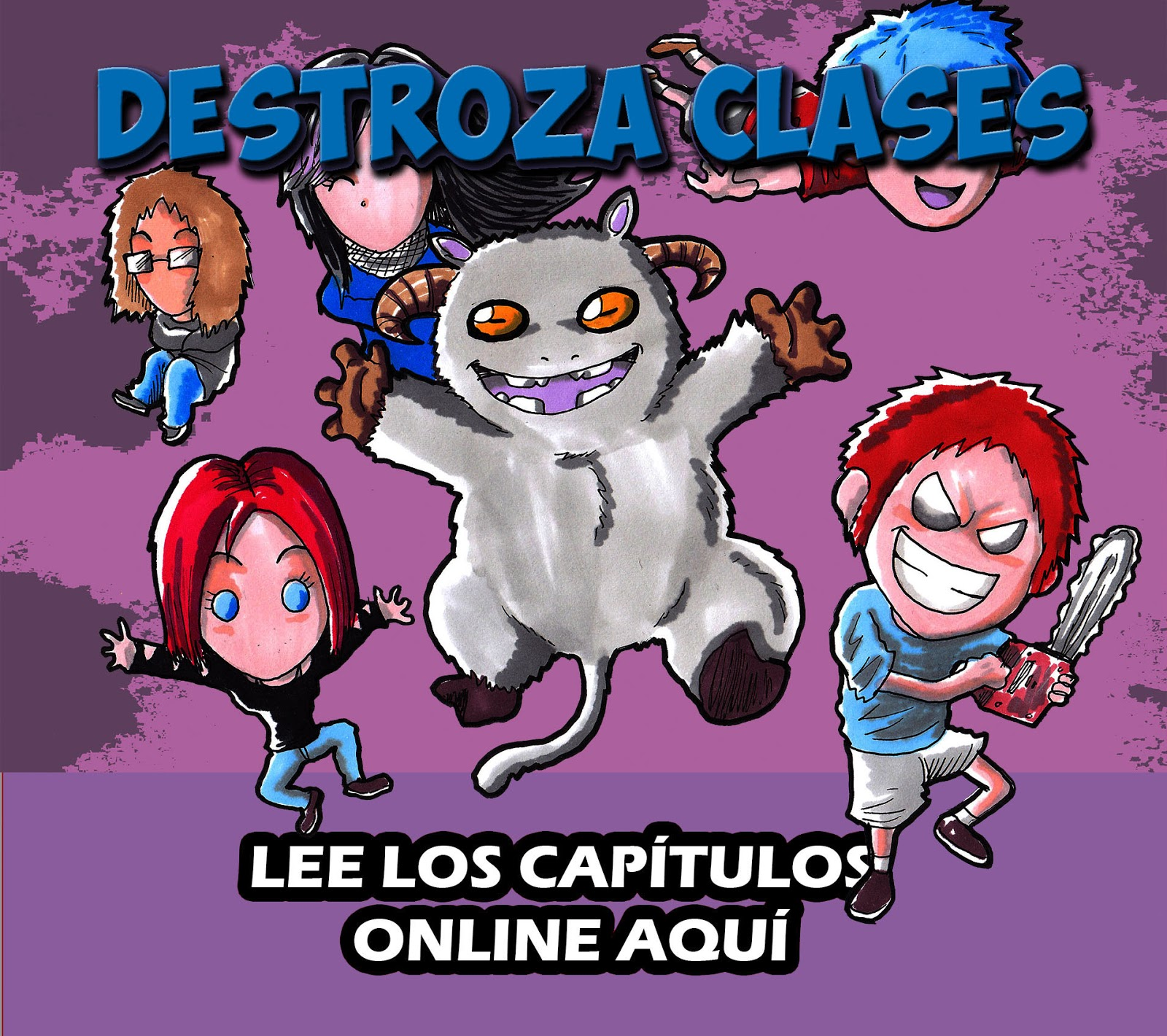 Destroza Clases