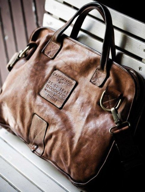 men bag leather style