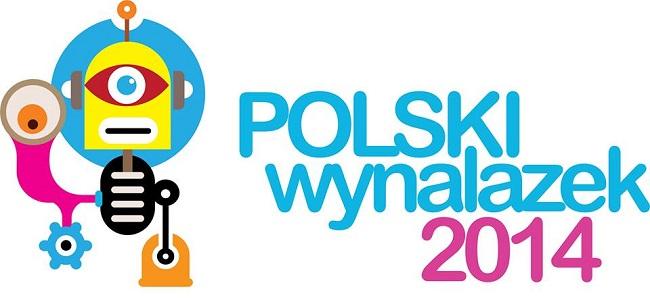Logo konkursu Polski Wynalazek 2014