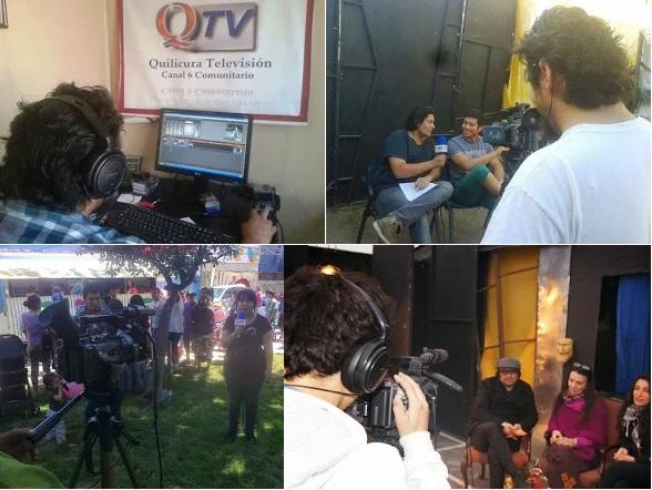 HAZ TU PRÁCTICA PROFESIONAL EL QUILICURA TV