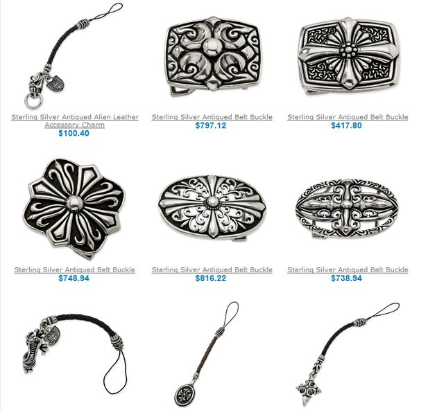 Wholesale Gothic Charms