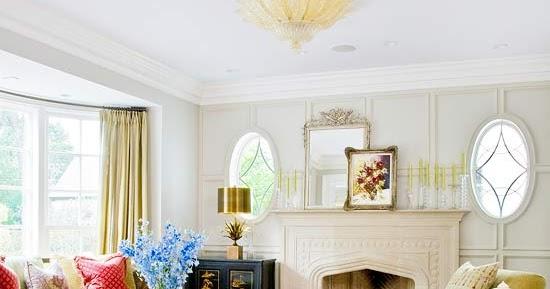 Interior Design Ideas for Home Decor 2013 Traditional Living Room