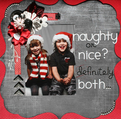 5 février ** 6 pages ** Naughty_or_nice