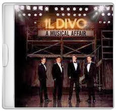Baixar CD Il Divo – A Musical Affair (2013) Download