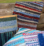 LARGE RAG RUG LOOM