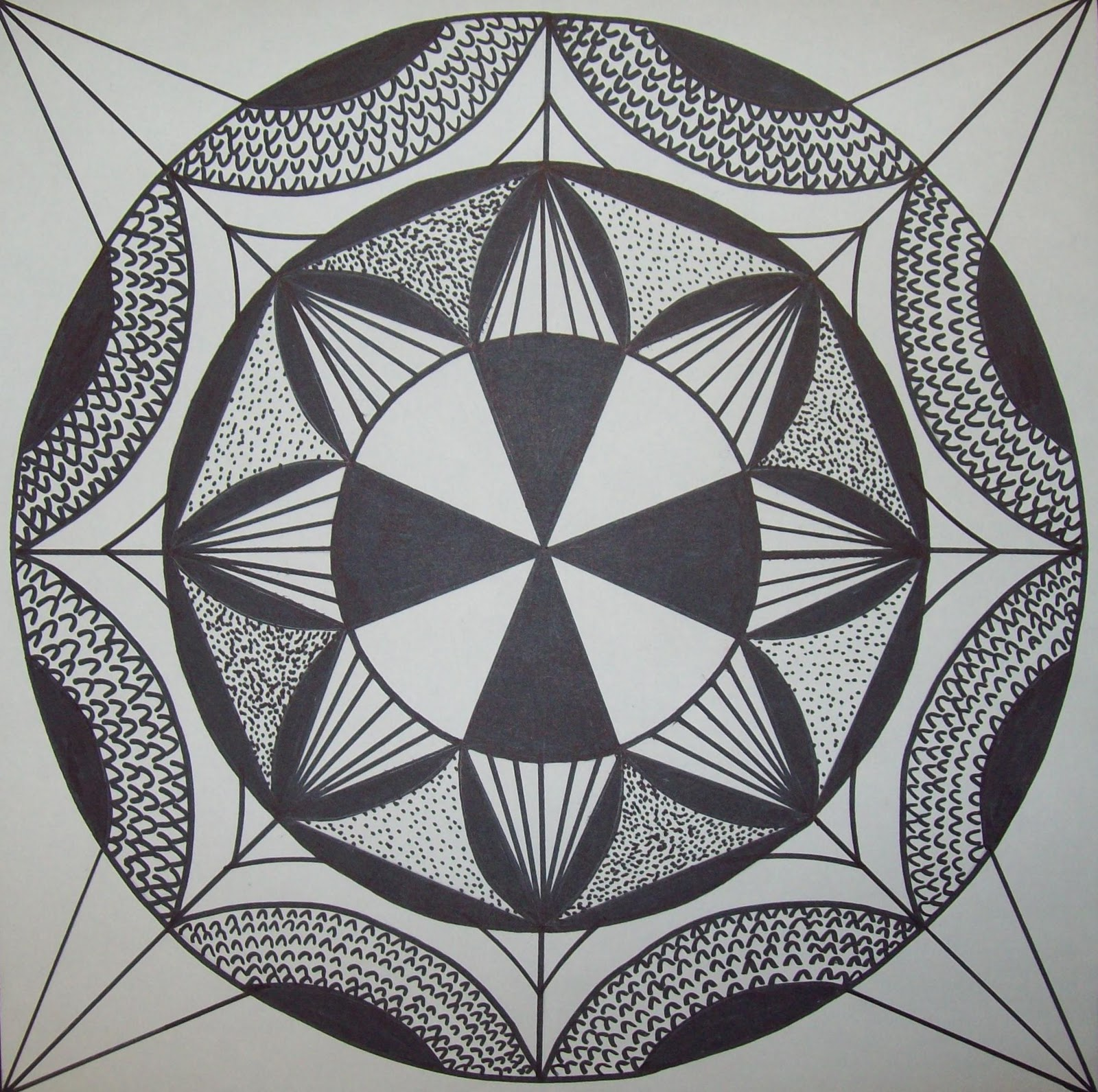 Motif Printmaking Lessons Tes Teach. Designer Fractions - Symmetry