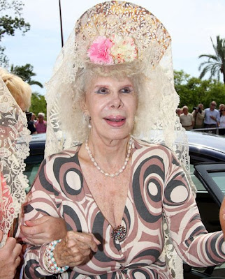 Rich Spanish Duchess of Alba to Wed at Age 85 Seen On www.coolpicturegallery.us