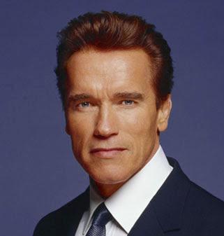 famosos del cine Arnold Schwarzenegger