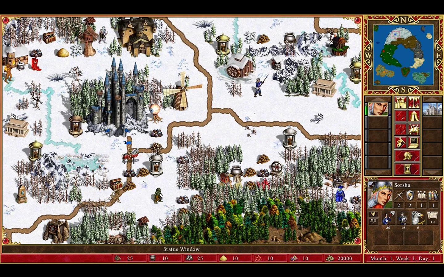 Heroes of Might & Magic III HD v1.0.7