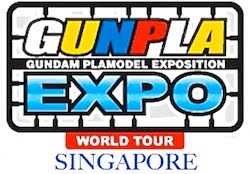 Gunpla Expo Singapore