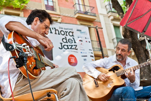 Jordi Gaspar y Jordi Bonell