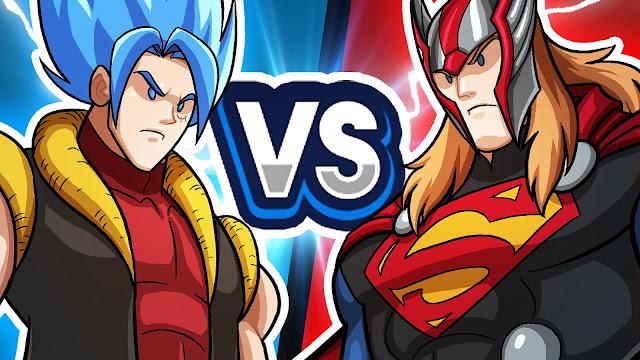 Goffu vs Super Thor