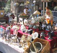 Vivere roma le vie dello shopping a roma l 39 antiquariato - Porta portese 2 ...