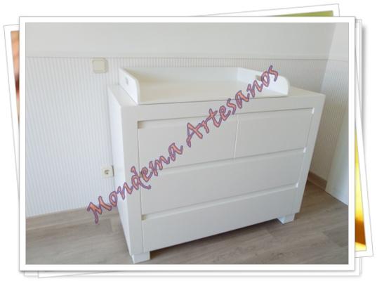 Muebles para habitaci n de bebe artesanos carpinteros - Muebles para habitacion de bebe ...