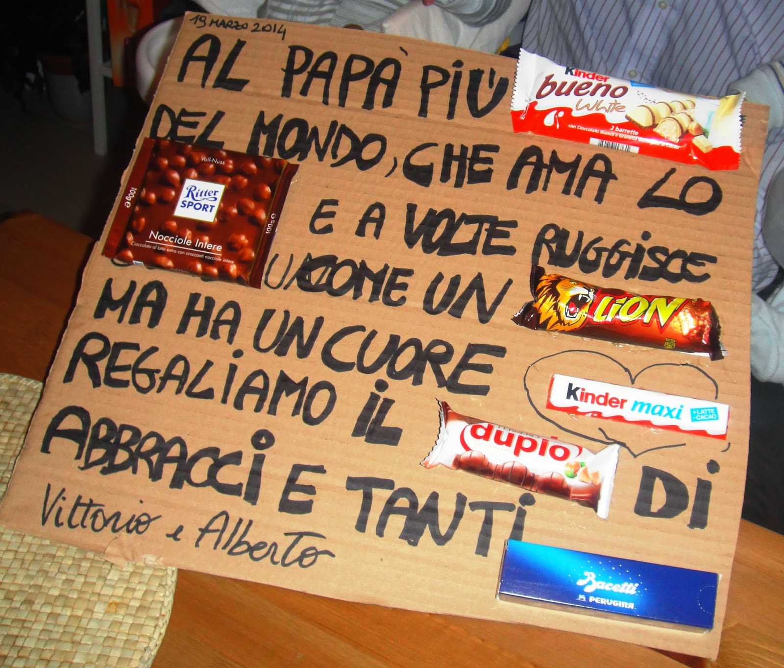 Top My sock friends & Co: Dolce biglietto di auguri - Idea regalo per  AT17