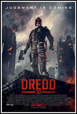 END OF WATCH and DREDD reviews