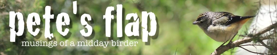 Pete's Flap Birding Aus