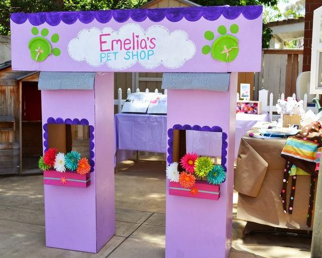 Littlest pet shop decoraci n de fiestas de cumplea os - Todo para fiestas de cumpleanos ...