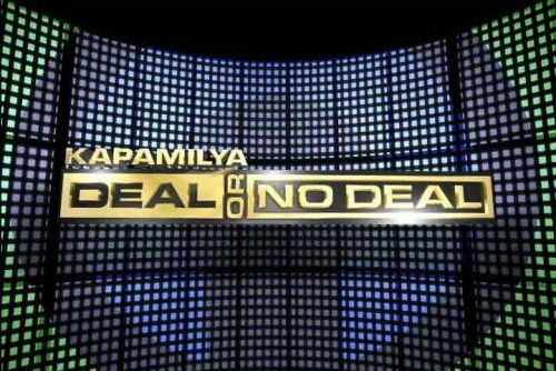 Kapamilya Deal Or No Deal May 25, 2013...