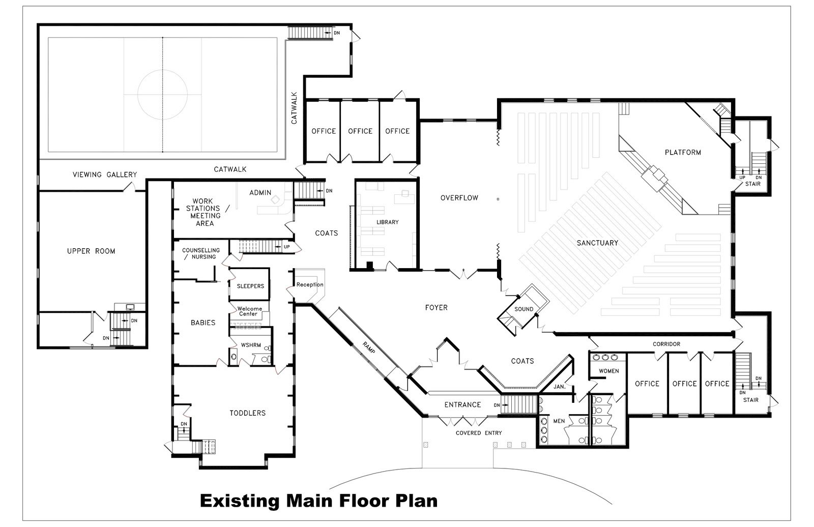 Church floor plan designs joy studio design gallery for Floor plan church