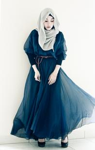 Hijab Modern Ala Hana Tajima Modis