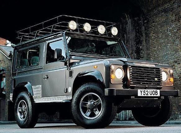 Modifikasi Mobil Land Rover Legendaris  Mobil Modifikasi 2017