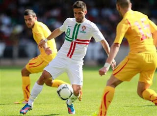 UERO - Portugal VS Denmark 3-2