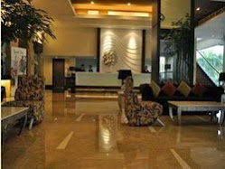 Lobby hotel ciputra