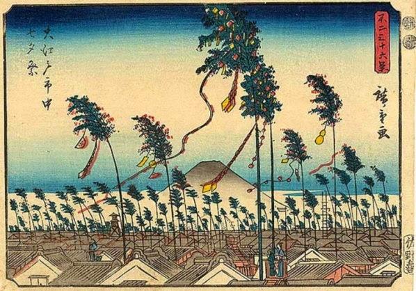 Tanabata, la festa delle stelle innamorate.