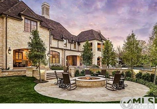 Eileen 39 s home design mega mansion for sale in dallas tx for Mansions in dallas tx