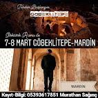 Göbeklitepe-Mardin Gezisi
