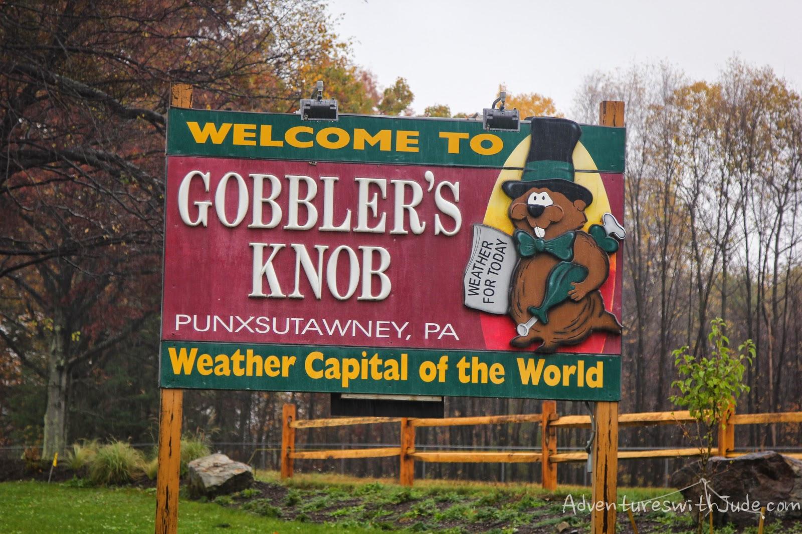 Gobblers Knob Punxsutawney, PA