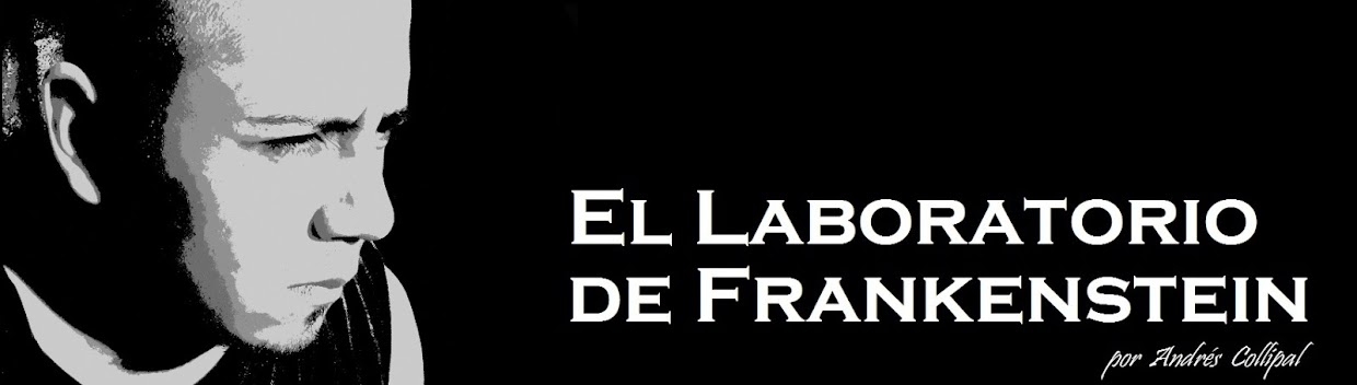 El laboratorio de Frankenstein