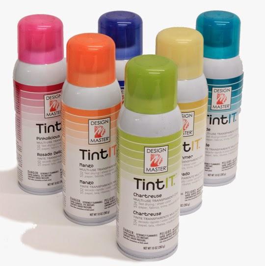 Design Master TintIT Multi-Use Transparent Dye