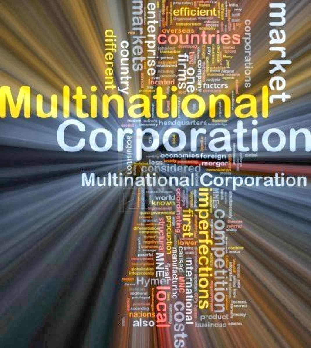 multinational coorporations