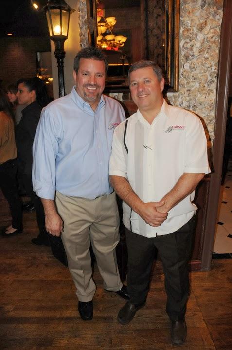 Half Shell Oyster House Of Florida President Dino Mirando And Parent  Company,