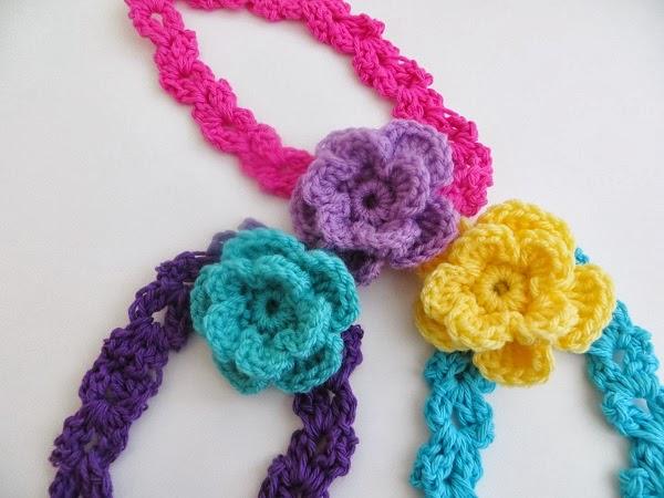 Crochet Dreamz: Arianna Headband, Free Crochet Pattern for ...