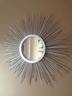 Membuat Sunburst Mirror