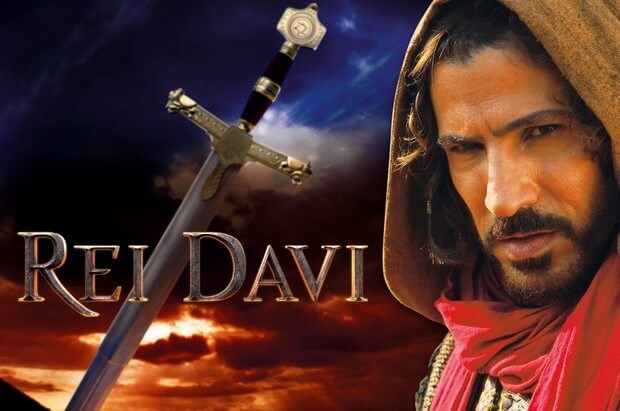 MINISSÉRIE COMPLETA - O REI DAVI