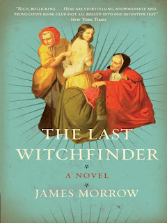 The Last Witchfinder, James Morrow