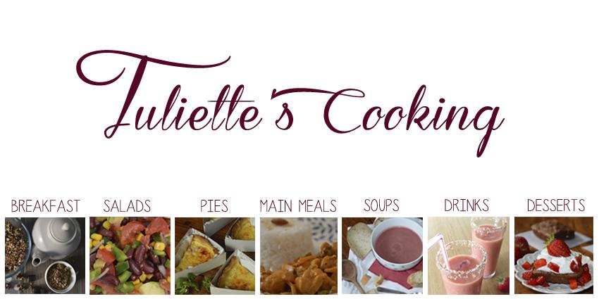 Juliette's cooking - Blog de recettes de cuisine simples et rapides